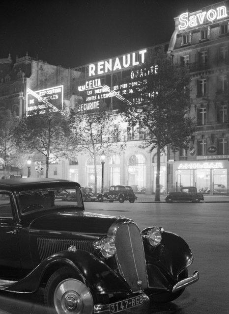 Rest van de wereld, Parijs met Citroën