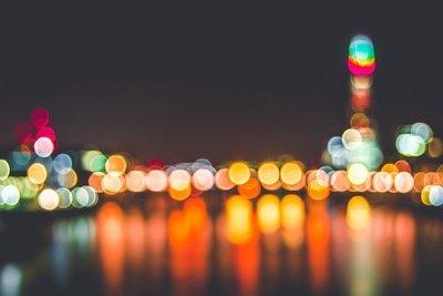 Rest van de wereld,  straatbeeld abstract