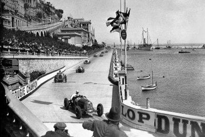 Rest van de wereld,  Monaco race 1931