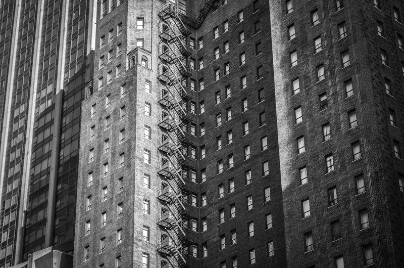 Rest van de wereld,  straatbeeld New York