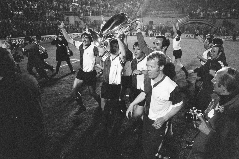 Rotterdam,  Feyenoord Europa Cup I Feyenoord- Celtic 6 mei 1970