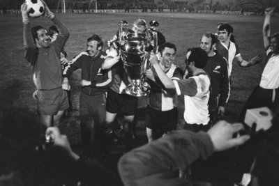 Rotterdam,  Historisch Rotterdam Europa Cup I Feyenoord- Celtic 6 mei 1970