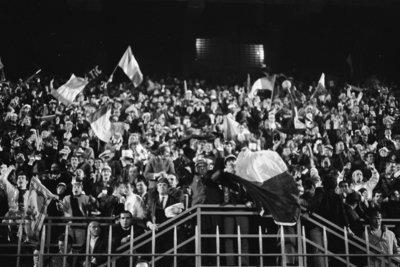 Rotterdam, Europa Cup I Feyenoord- Celtic 6 mei 1970 publiek