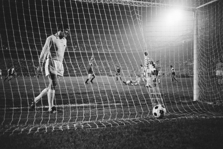 Rotterdam, Europa Cup I Feyenoord- Celtic 6 mei 1970