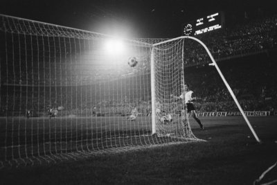 Rotterdam, Europa Cup I Feyenoord- Celtic 6 mei 1970 Ove Kindvall