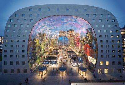 Modern Rotterdam Markthal 2017, Ossip van Duivenbode