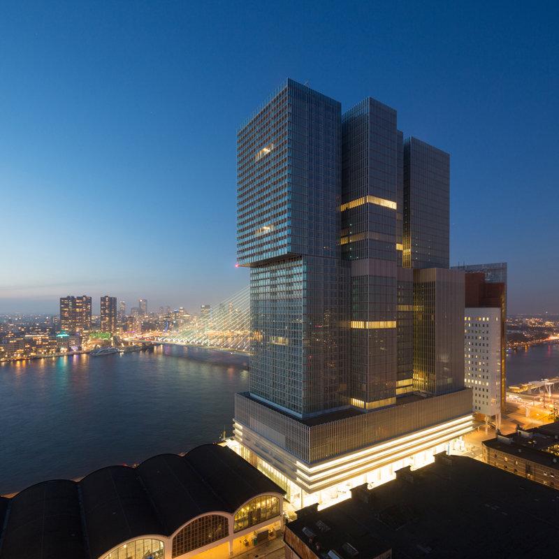 Modern Rotterdam, De Rotterdam Kop van Zuid Ossip van Duivenbode
