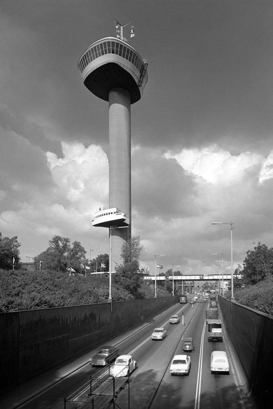 Historisch Rotterdam, Euromast  Harry Mosch