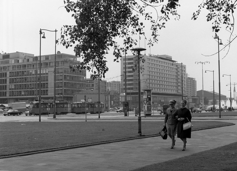 Historisch Rotterdam, Hofplein 1965: Jan Roovers