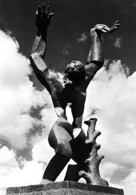 Historisch Rotterdam, Zadkine, 1957: Jan Roovers