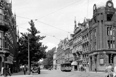 Historisch Rotterdam, Scheepstimmamanslaan, 1955: Jan Roovers