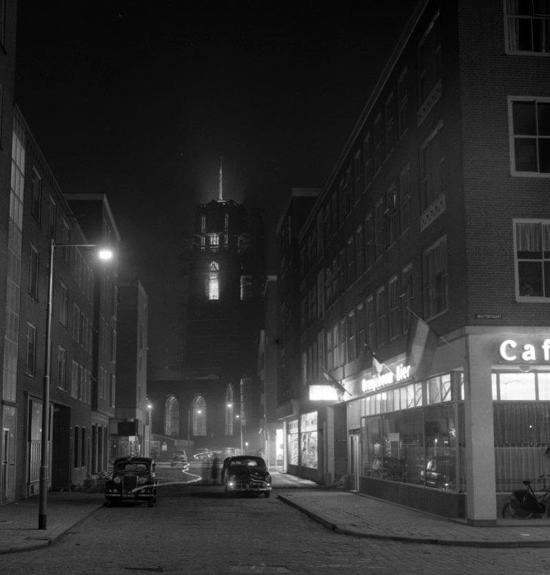 Historisch  Rotterdam, Oppert 1953, Jan Roovers
