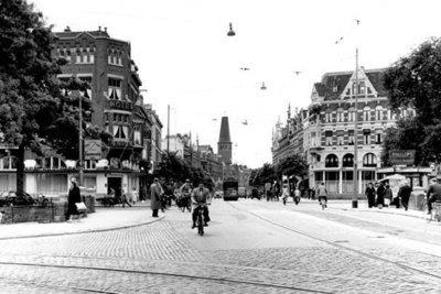 Historisch Rotterdam, West Kruiskade , Uitgeverij Voet