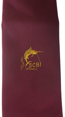 SCBI Tie