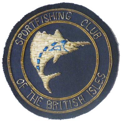 SCBI Blazer Badge