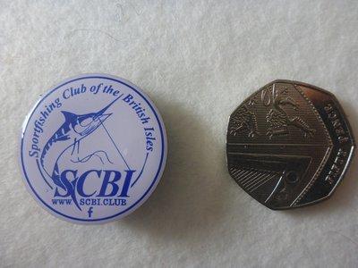 SCBI Lapel Badge