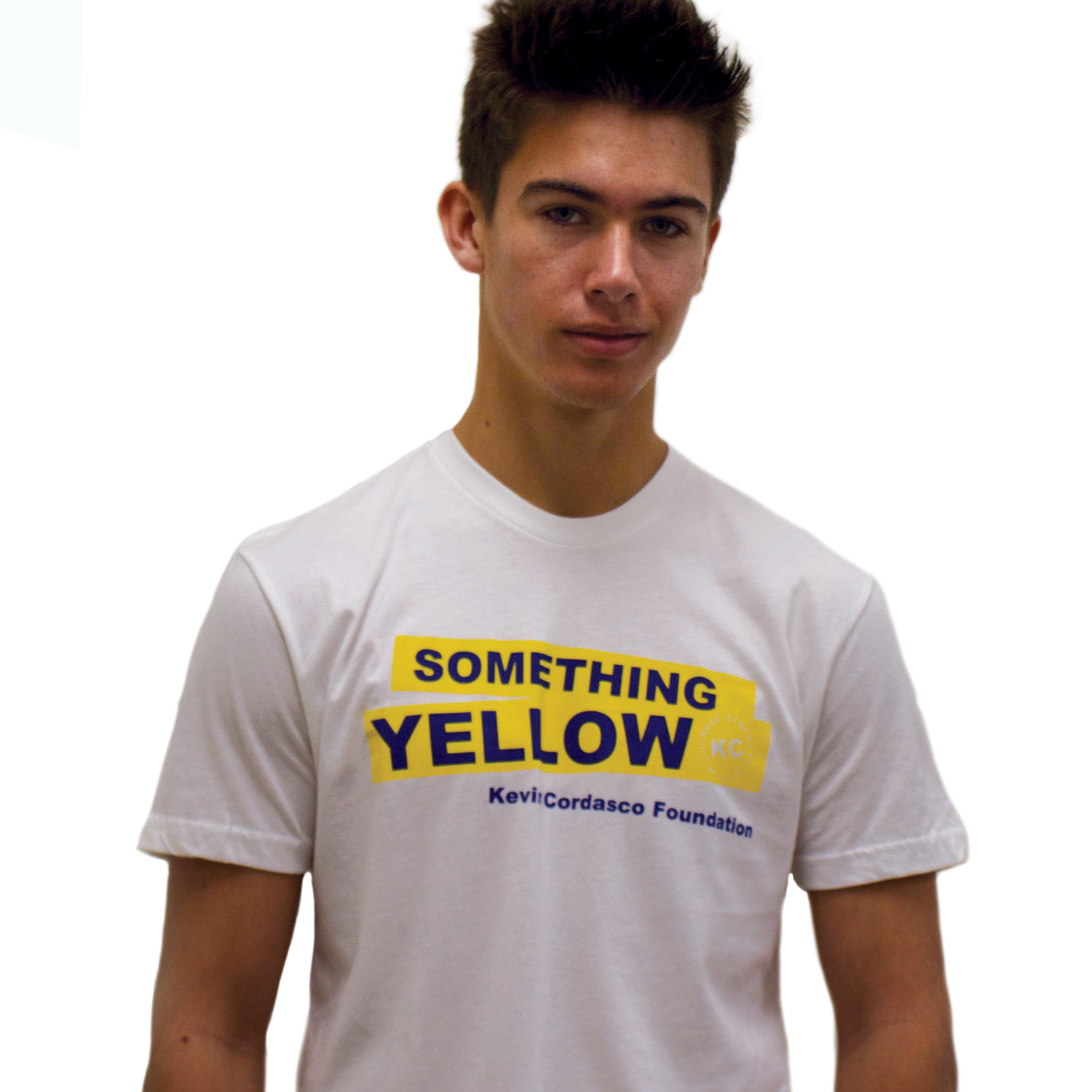 Something Yellow T Shirt