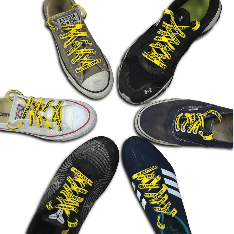 KCSY Shoelaces