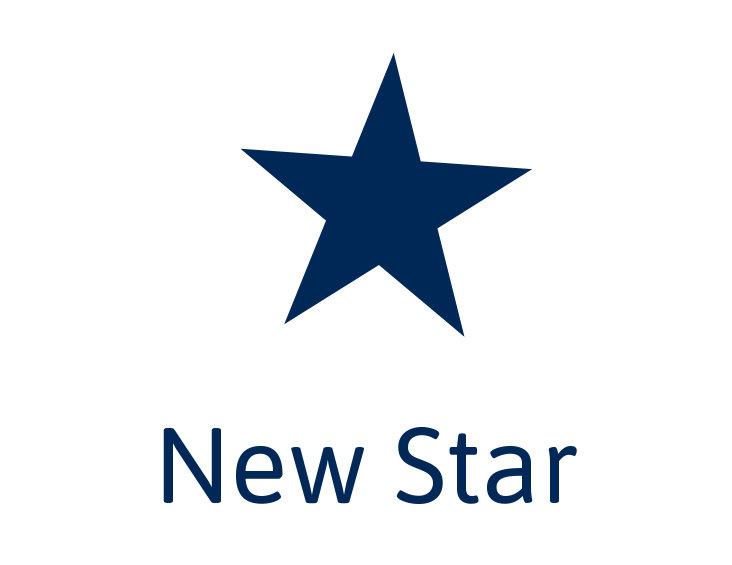 New Star Sponsor