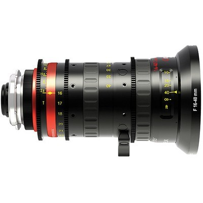 Angenieux Style 16-40 T2.8 PL Mount Zoom Lens
