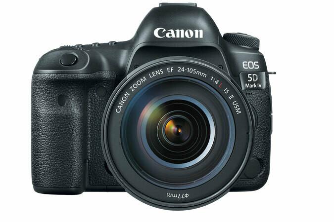 Canon 5D Mark IV Kit