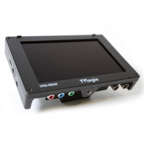 "TVLogic 5.6"" Onboard Monitor w/Waveform"