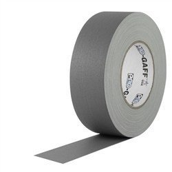 "2"" Gray Gaffer Tape"