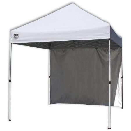 Pop-Up Tent Side