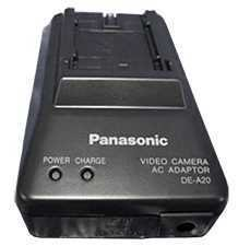 Panasonic DE-A20B Battery Charger