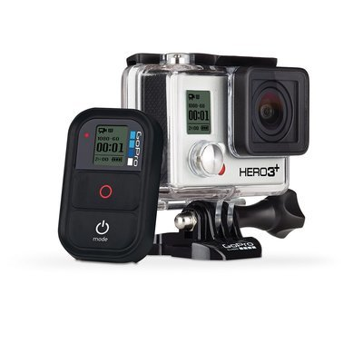 GOPRO HERO+ 3 BLACK EDITION CAMERA