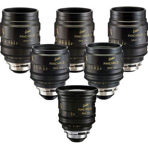 Cooke Prime Lens Kit