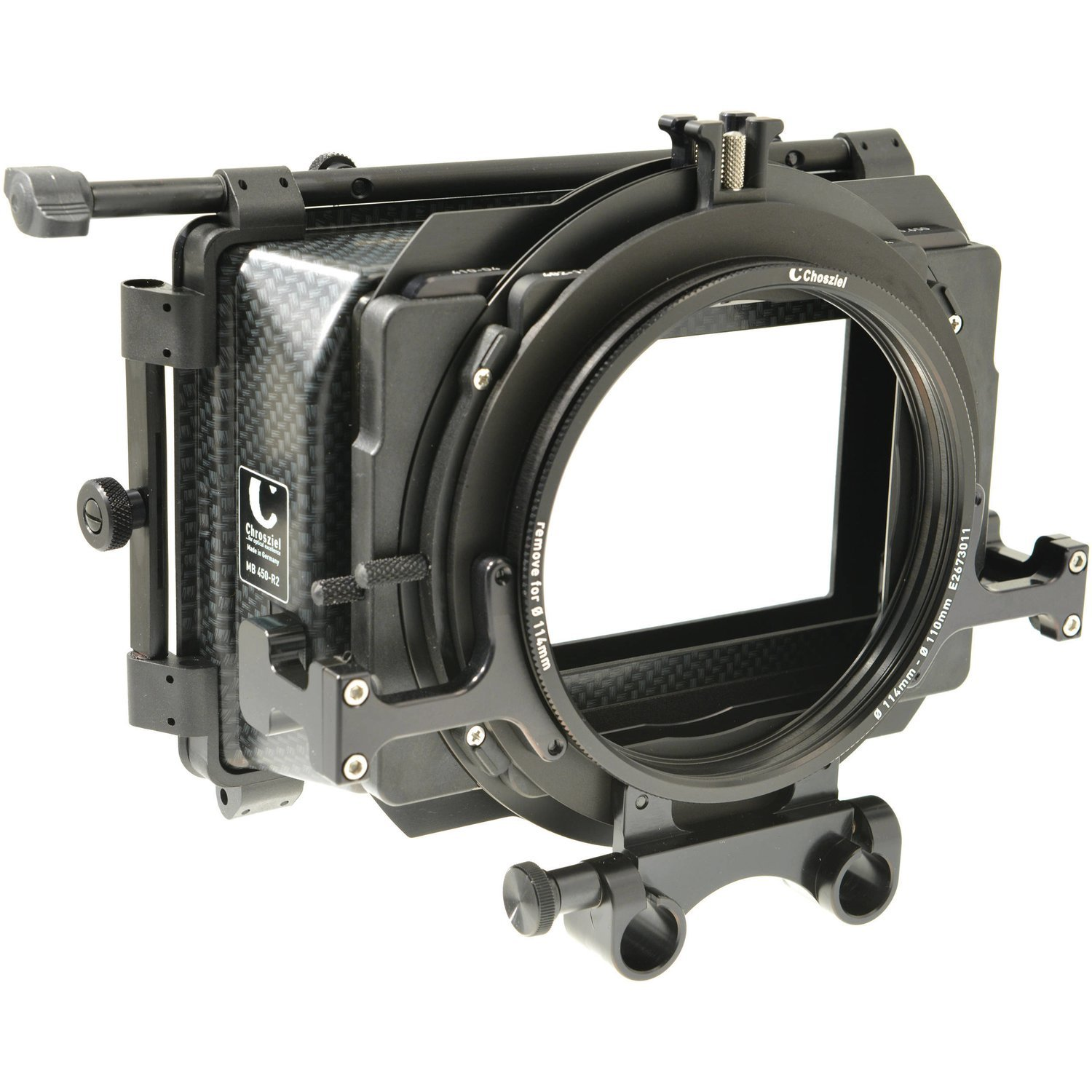 "Chrosziel MB 450-01 4"" x 5.65"" Mattebox"