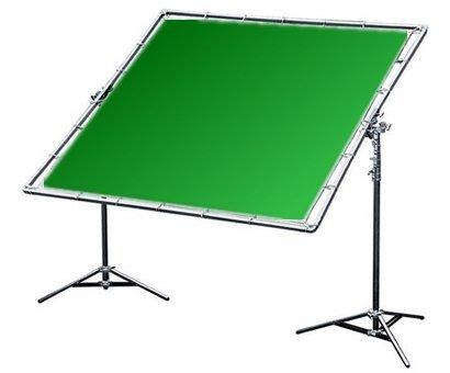 6' x 6' Greenscreen