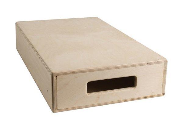 Half Apple Box