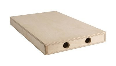 Quarter Apple Box
