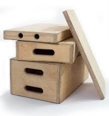 Apple Box set (Full; Half; Quarter; Pancake)
