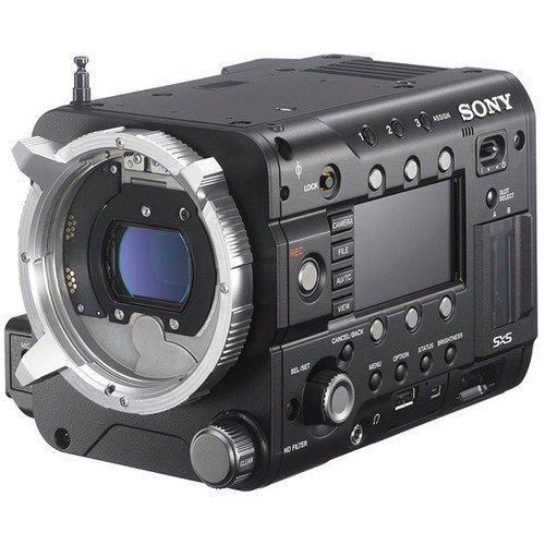 Sony F55 4K Cinema Camera Package