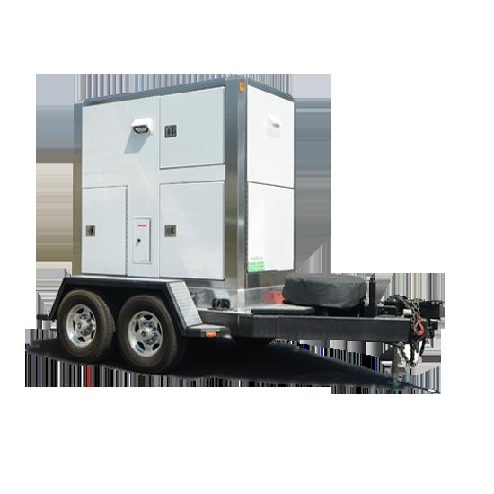 750 Amp Tow Generator