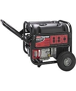 6250W Generator w/60amp Bates Out
