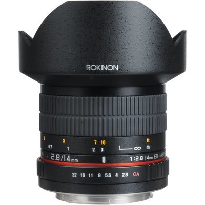 Rokinon DS 14mm T3.1