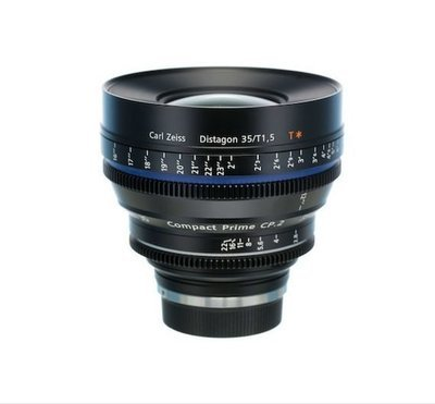 Zeiss 35mm T1.5 EF Mount