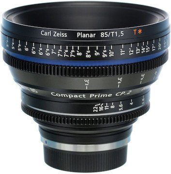 Zeiss 85mm T1.5 EF Mount