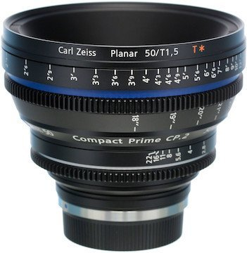 Zeiss 50mm T1.5 EF Mount