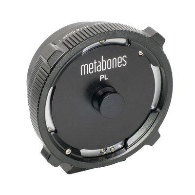 Metabones E to PL Mount