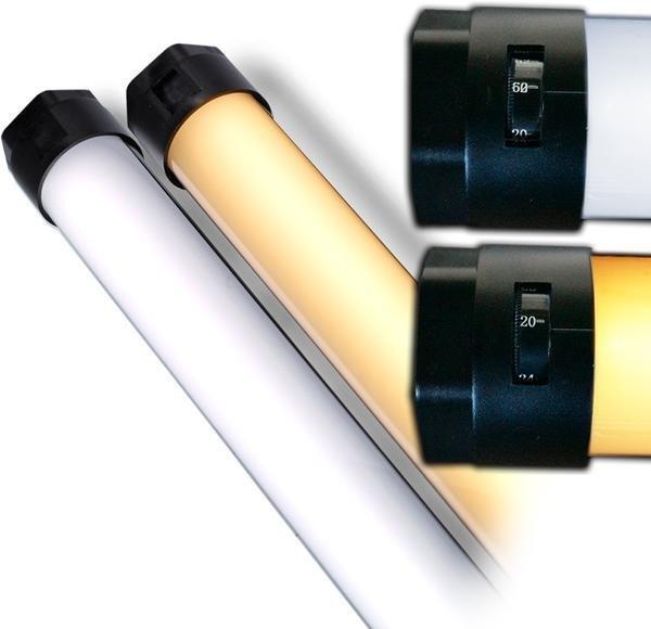 Quasar Crossfade Linear LED Lamps - 4'