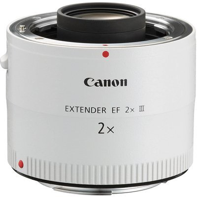 Canon 2x EF Extender