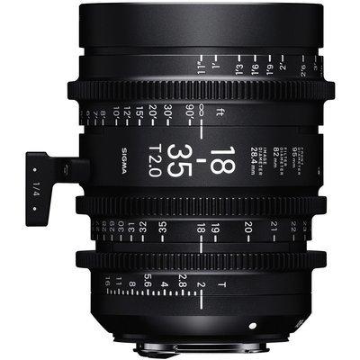 Sigma Cine Zoom 18-35mm