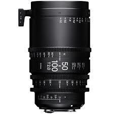 Sigma Cine Zoom 50-100mm