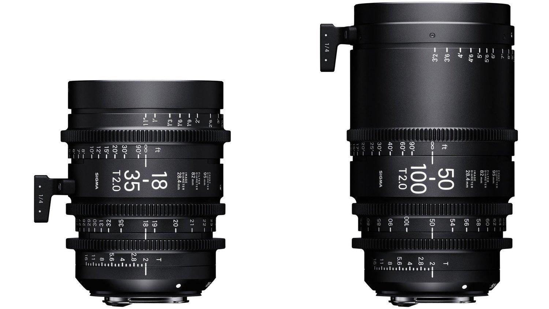 Sigma Cine Zoom Lens Set