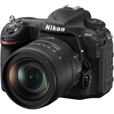 Nikon D500 DSLR Package